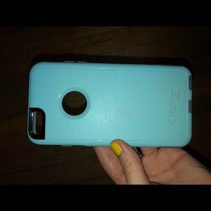 Accessories - Otter box 6 Plus case